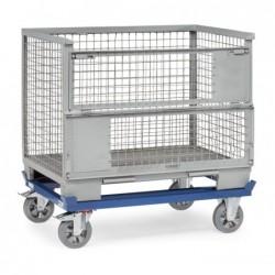 Rouleur de palettes charge 1200 kg