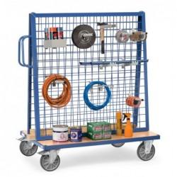 Chariot porte-outils et pièces