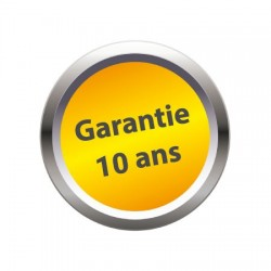 Chariot haut  ESD 3 plateaux - 1 fixe 2 amovibles