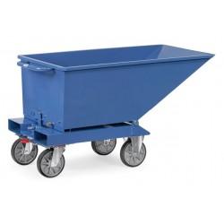 Chariot benne basculante Charge de 750 kg à 800 kg
